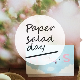 paper salad day